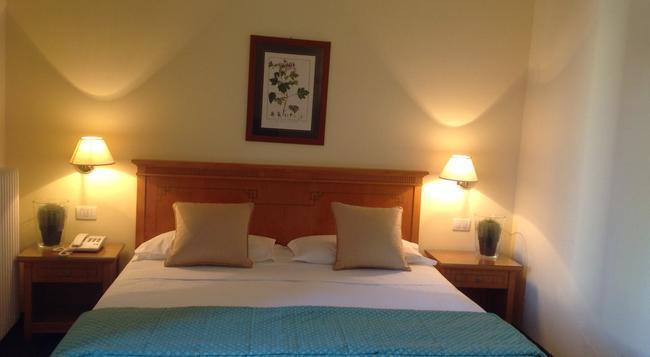 호텔 델 레알 오르토 보타니코 - 나폴리 - 침실