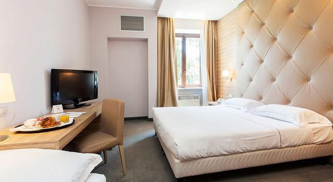 호텔 아레아 - 로마 - 침실