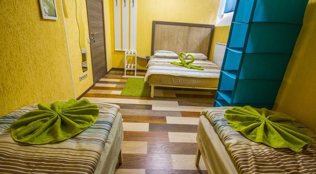 De-Hostel - 모스크바 - 침실