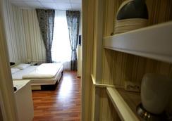 호텔 메리 골드 - 모스크바 - 침실