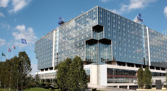 힐튼 프라하 호텔 - 프라하 - 건물