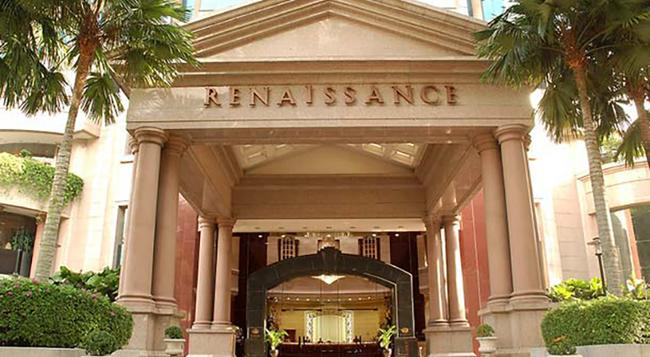 르네상스 쿠알라룸푸르 호텔 - 쿠알라룸푸르 - 건물