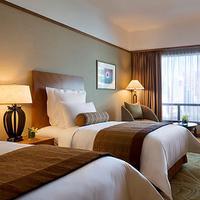 르네상스 쿠알라룸푸르 호텔 Guest room