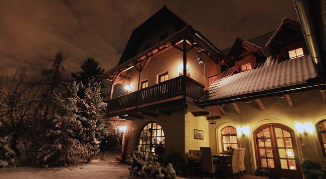 호텔 프리들 - 프라하 - 건물