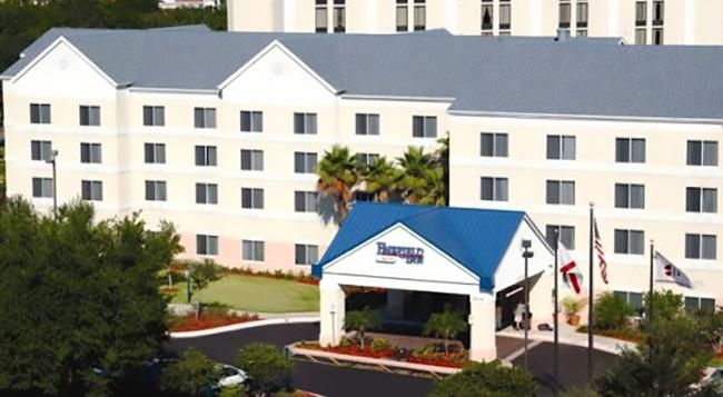 Fairfield Inn by Marriott Orlando Airport - 올란도 - 건물