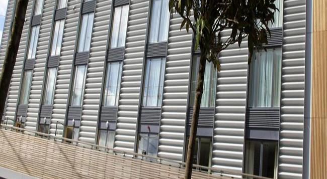 베르몬드세이 스퀘어 호텔 - 런던 - 건물