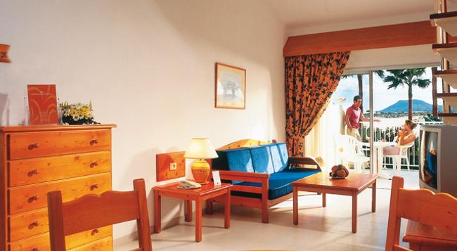 Clubh. Riu Oliva Beach Resort - La Oliva - 침실