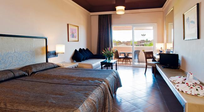 Hôtel Riu Tikida Palmeraie - 마라케시 - 침실