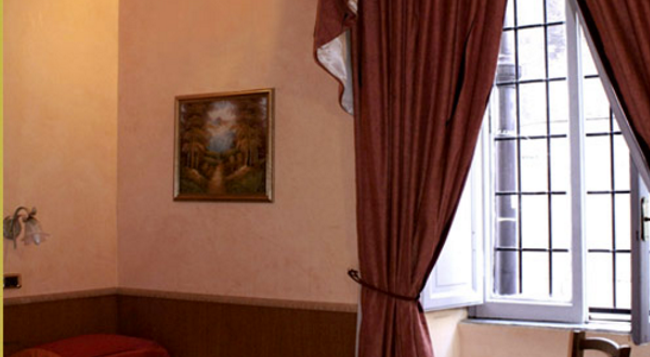 케사레 발보 인 - 로마 - 침실