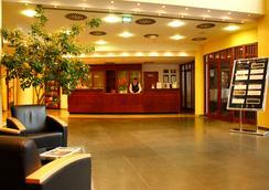H4 Hotel Kassel - 카셀 - 로비