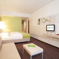 H+ 호텔 뮌헨 시티 센터 B&B Guest room