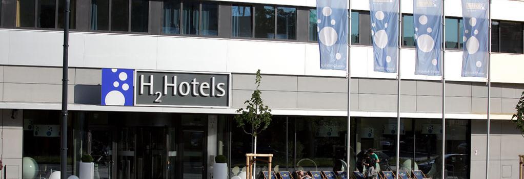 H2 호텔 베를린-알렉산더플라츠 - 베를린 - 건물