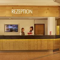 라마다 호텔 유로파 Reception