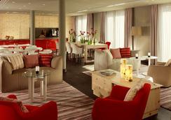 HYPERION Hotel Dresden am Schloss - 드레스덴 - 레스토랑