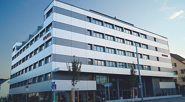 H+ 호텔 취리히 - 취리히 - 건물