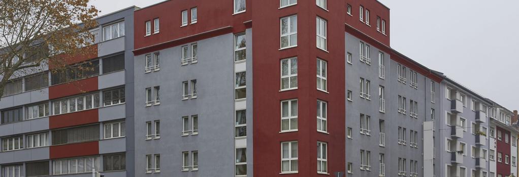 H+ Hotel Mannheim - 만하임 - 건물