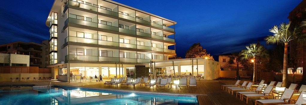 호텔 아이미아 - Port de Sóller - 건물