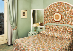 호텔 메체나테 팰리스 - 로마 - 침실