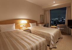 시나가와 프린스 호텔 - 도쿄 - 침실