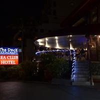 Sea Club Resort Hotel Front - Evening/Night