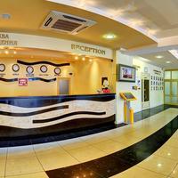 Yuzhniy Hotel Lobby