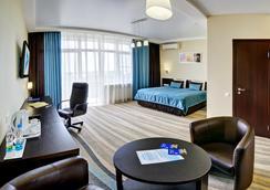 스타트 호텔 - 볼고그라트 - 침실