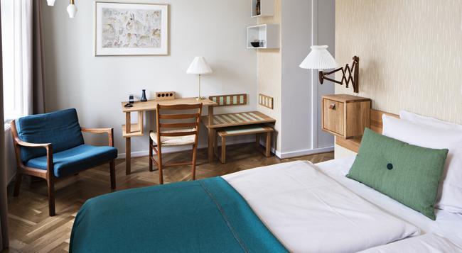 호텔 알렉산드라 - 코펜하겐 - 침실