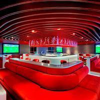 JW 메리어트 마르쿠이스 두바이 호텔 Hotel Lounge