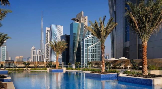 JW 메리어트 마르쿠이스 두바이 호텔 - 두바이 - 건물
