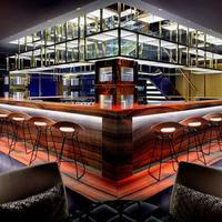 JW 메리어트 마르쿠이스 두바이 호텔 Bar/Lounge