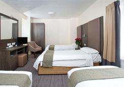 릴리 호텔 - 런던 - 침실