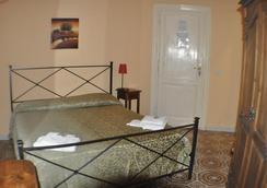 아미코 호텔 - 로마 - 침실