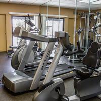퀄리티 스위트 센트럴 코스트 Fitness Facility
