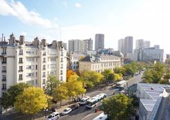 코이펠 호텔 - 파리 - 관광 명소