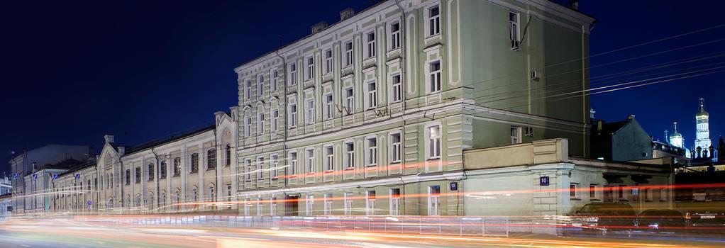 벨리 호텔 모코바야 모스코바 - 모스크바 - 건물