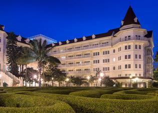 홍콩 디즈니랜드 호텔