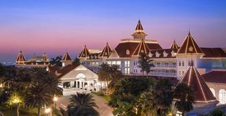 홍콩 디즈니랜드 호텔 - 홍콩 - 건물