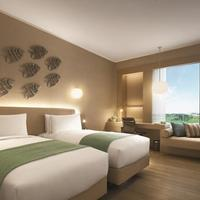 호텔 젠 푸테리 하버 Deluxe Room