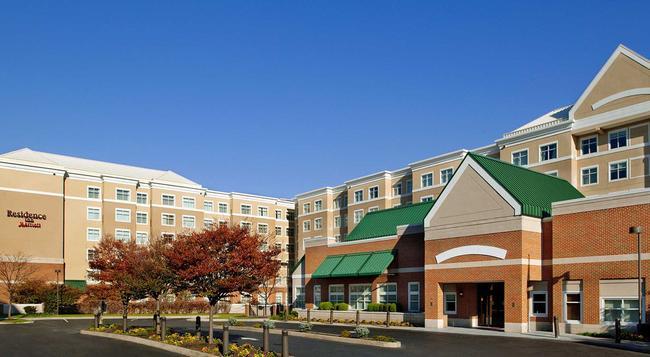 Residence Inn by Marriott Newark Elizabeth-Liberty International Airport - 엘리자베스 - 건물