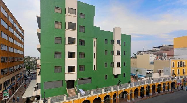 Hotel Olmeca Plaza - 비야에르모사 - 건물