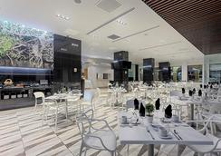 Hotel Olmeca Plaza - 비야에르모사 - 레스토랑