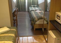 켄싱턴 스위트 호텔 - 런던 - 침실