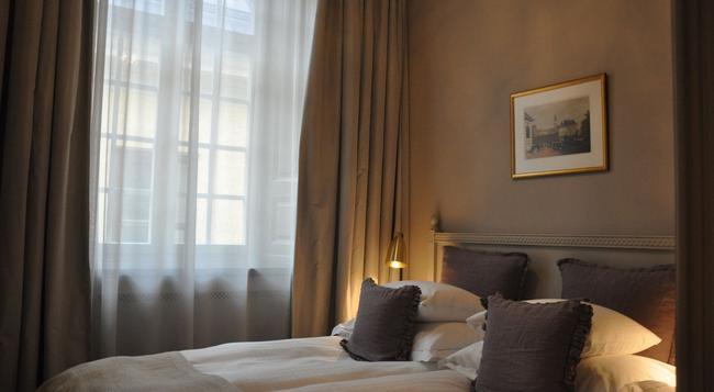 더 킹 가든 호텔 - 호텔 쿵스트라드가든 - 스톡홀름 - 침실