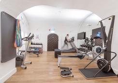 더 킹 가든 호텔 - 호텔 쿵스트라드가든 - 스톡홀름 - 체육관