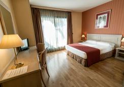 수노텔 센트럴 호텔 - 바르셀로나 - 침실