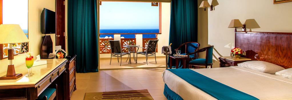 Serenity Makadi Beach - 후르가다 - 침실