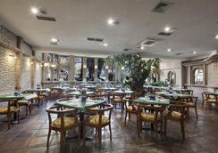 호텔 베스트 알카자르 - Almuñecar - 레스토랑
