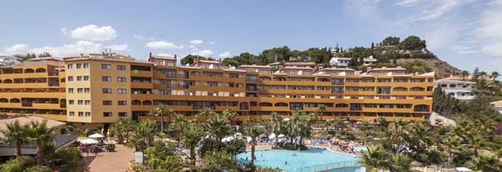 호텔 베스트 알카자르 - Almuñecar - 건물