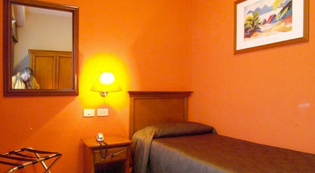 빌라 에우르 파르코 데이 피니 - 로마 - 침실