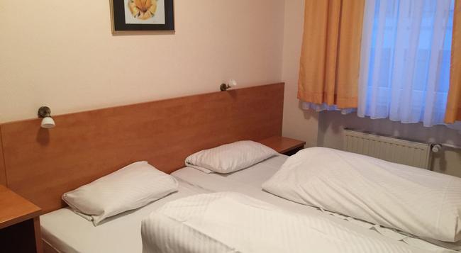 호텔 유니온 - 프랑크푸르트 - 침실